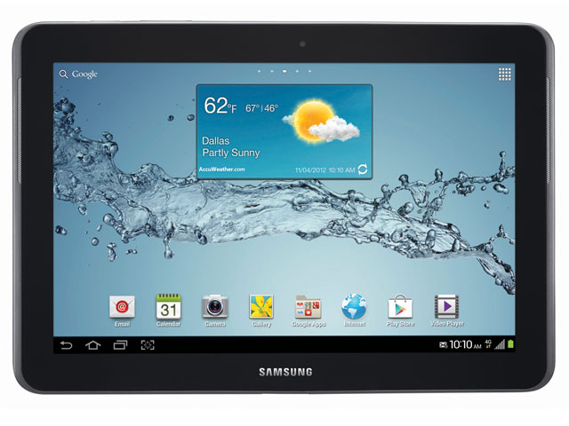 Android tablet samsung galaxy tab 2.0 Wifi