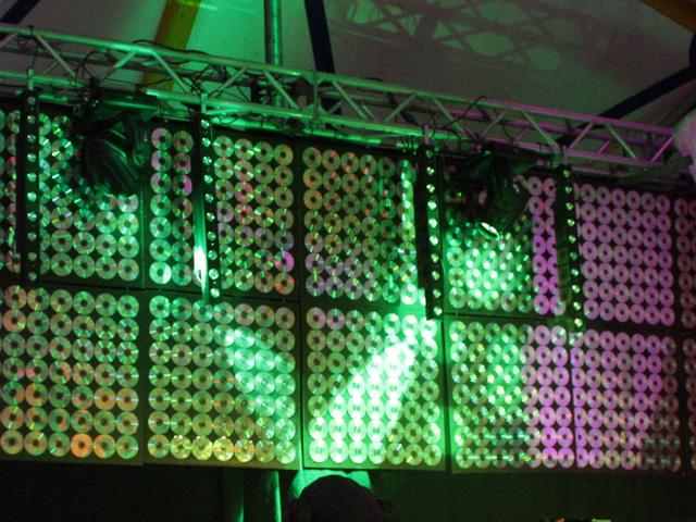 16m² CDwand panelen