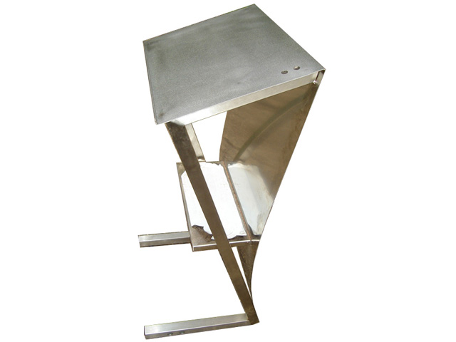 Inox Sprekersstoel (spreekgestoelte - pupiter)