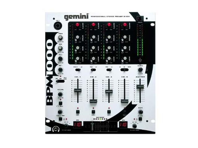Gemini BPM 1000 Mixer