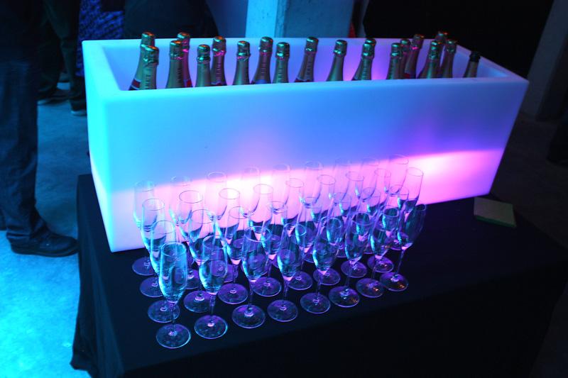 LED Icecube ijsbak