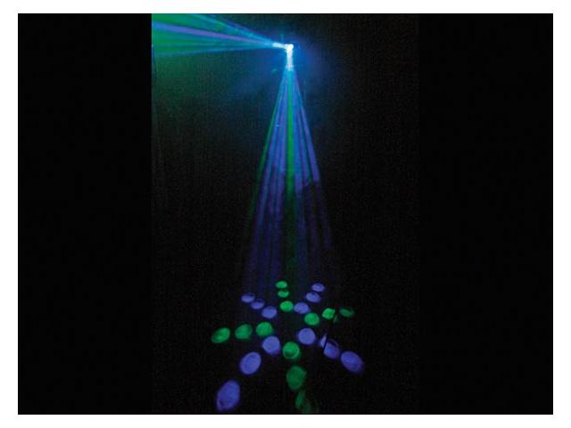 Arazu II Lichteffect