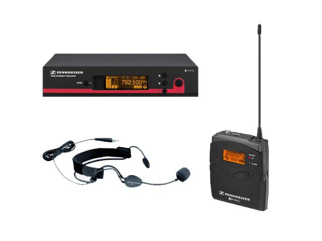 Sennheiser EW152 G3 draadloze headset