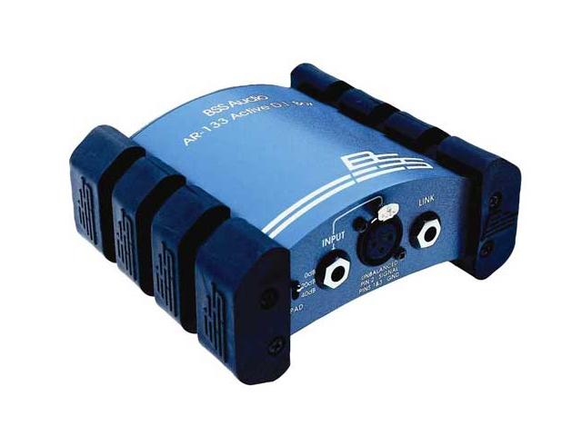 BSS AR 133 Active DI box