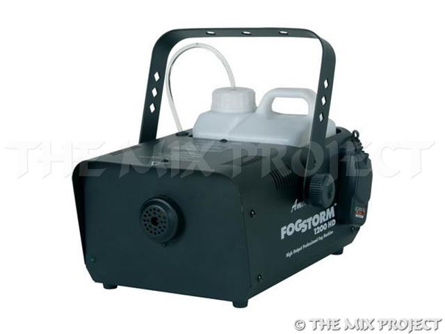 Fogstorm 1200 W rookmachine met controller