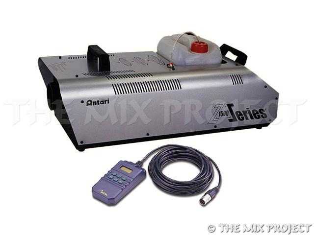 Antari Z-1500W rookmachine met (dmx) controller