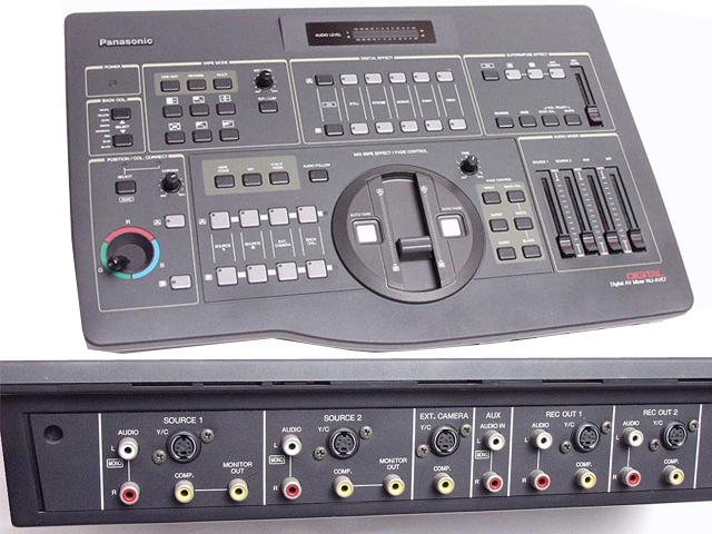 Panasonic AWE-7 Videomixer