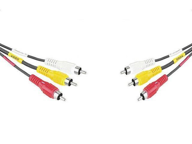 Audio/Video kabel Composiet (Cinch) 1m50