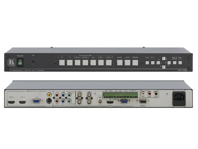 Kramer VP 436 Presentation Scaler / Switcher