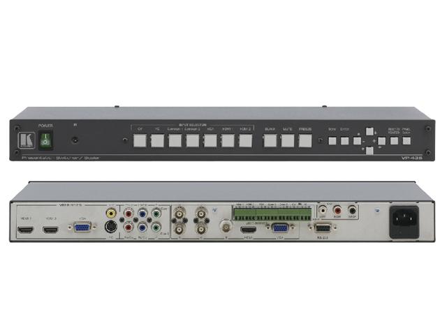 Kramer VP 436 Presentation Scaler / Switcher
