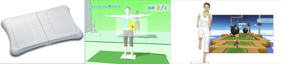 The mix project | wii fit