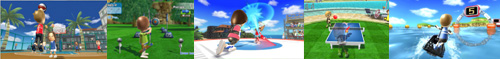 The mix project | wii sports resort